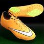 Chuteira Nike Infantil Jr Mercurial Victory V Tf Laser
