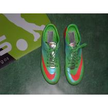 Chuteira Nike Mercurial Vapor Ix 98m Profissional.