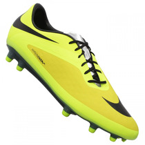 Chuteira Campo Nike Hypervenom Phatal Fg