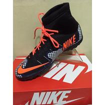 Super Promoção! Chuteira Nike Society Cano Longo
