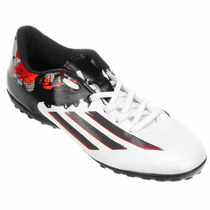 Chuteira Adidas Society F10 Messi B40157 De R$299,90 Por: