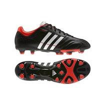 Chuteira Adidas Couro 11nova Trx Fg Futebol Campo Tam.37