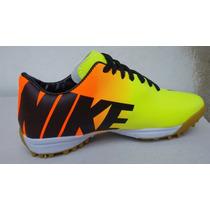 Chuteira Nike Mercurial Society Adulto - Lançamento