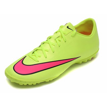 Chuteira Society Nike Mercurial Victory V Tf Novo 1magnus