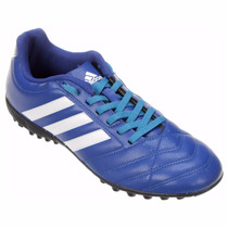 Chuteira Adidas Goletto 5 Tf Society - Original Com Nf