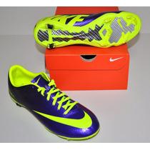 Chuteira Nike Mercurial Vapor Sg Trava Mista Primeira Linha
