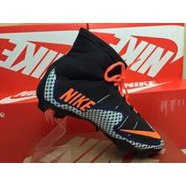 Chuteira Nike Futebol Cano Alto Lançamento 2016 - Importada
