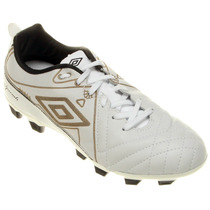 Chuteira Umbro Speciali 4 Ltl Of70013 Couro Natural Original