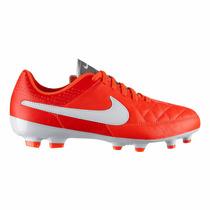Chuteira De Futebol Nike Tiempo Genio Leather Fg
