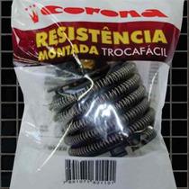Resistência Chuveiro Mega Banho 7500w 220v Corona Original