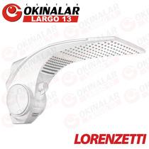 Ducha Lorenzetti Duo Shower Quadra Multitemperaturas