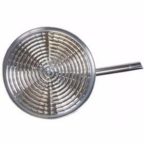 Ducha Cascata Alumínio 12 Polegadas Cano 1/2 Ou 3/4 (31 Cm)