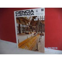Revista Ciência Ilustrada Nº98 Vol.7 Abril Cultural Ind-1971