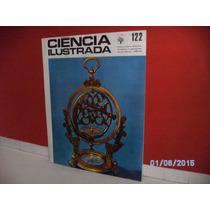 Revista Ciência Ilustrada Nº122 Vol.8 Abril Cultural Ind1971