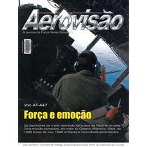 Aerovisão Revista Da Força Aérea Brasileira - Possuo Outras!