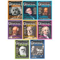 Gênios Da Ciência Scientific American Completo 8 Volumes