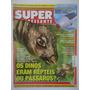 Super Interessante #154 Ano 2000 Paleontologia Biologia