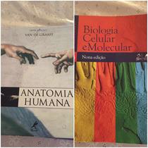 Livro De Anatomia E Biologia Celular