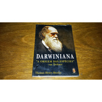 Darwiniana - A Origem Das Espécies Em Debate Thomas H Huxley