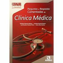 Livro Bizu Pergutas E Respostas Comentadas De Clínica Médica