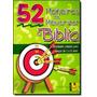 52 Maneiras De Memorizar A Bíblia: Atividades Simples Para