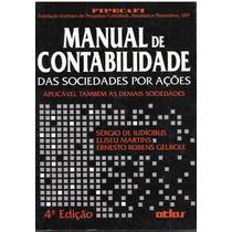 Manual De Contabilidade Das Sociedades Por Ações Promoção