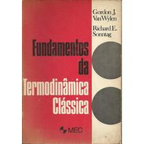 Fundamentos Da Termodinâmica Clássica