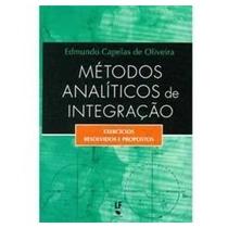 Métodos Analíticos De Integração - Exercícios Resolvid