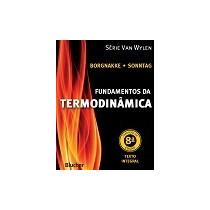 Livro - Fundamentos Da Termodinâmica - Tradução Da 8ª Edição