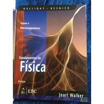 Livro Fundamentos De Física Vol.3 Halliday Resnick Walker