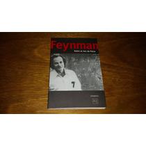 Sobre As Leis Da Física - Richard Feynman - Livro Novo