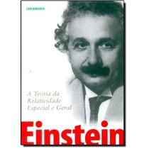 Livro Teoria Da Relatividade De Albert Einstein - Novo