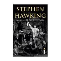 Livro Minha Breve História De Stephen Hawking - Novo