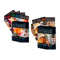 Coleção 160 Séculos De Ciência Box 1 E 2 Com 7 Volumes