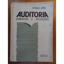 Auditoria Conceitos E Aplicações William Attie