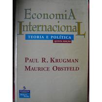 Economia Internacional - Teoria E Prática 5ª Edição