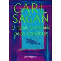 O Mundo Assombrado Pelos Demônios Livro Carl Sagan