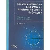Livro Equações Diferenciais - Boyce & Diprima - 8ª Ed