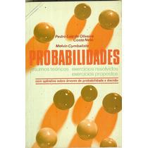 Probabilidades - Pedro Luiz Oliveira C. Neto / Melvin Cymbal