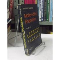 Livro - Matemática Financeira - Walter De Francisco