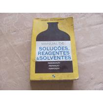 Manual De Soluções Reagentes E Solventes
