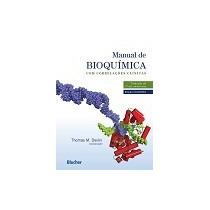 Livro - Manual De Bioquímica Com Correlações Clínicas - Ediç