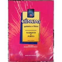 Livro Ciência, Química E Física--manual Do Professor.