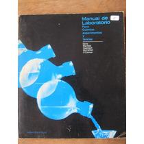 Livro: Manual De Laboratório Para Química: Experimentos..