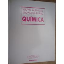 Livro - Química - Novo Manual Nova Cultural - Eduardo Robert