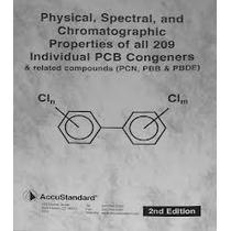 Livro Pcb Congener Book With Chromatographic Data
