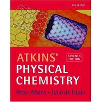 Resolução Do Livro Atkins - Physical Chemistry - 7ª Edição