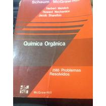 Livro: Química Orgânica - Schaum Mcgraw Hill