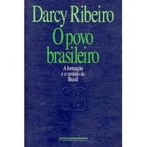 Livro - O Povo Brasileiro - Darcy Ribeiro