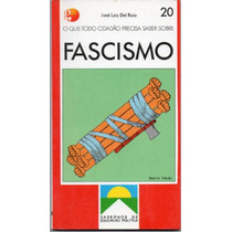 Fascismo Economia Fascista Origens Guerra Brasil Cod403